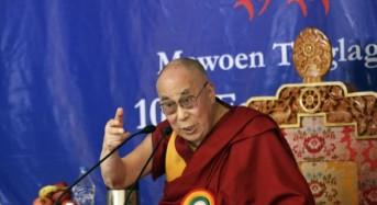 Leading Buddhists call for agreement on climate change