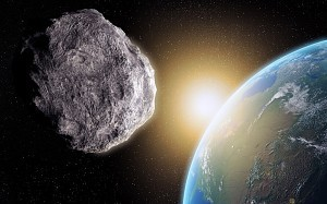 Nasa predicts near-miss with asteroid on Halloween