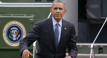 Obama 'Very Concerned' About Middle East Violence