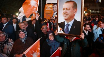 Erdogan's Islamist-rooted party sweeps to victory in Turkish general election