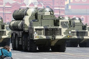 S-300 anti-aircraft missile system at the Victory Parade, Red Square. Photo from President of Russian Federation/Kremlin.ru