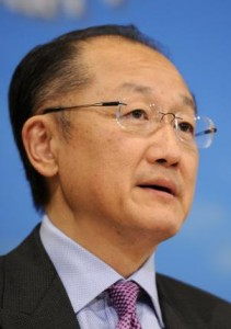 World Bank President Jim Yong Kim will unveil a $16 billion plan to help Africa adapt to climate change next week at a Paris summit meeting. File photo by Mike Theiler/UPI | License Photo