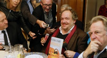 France's top book prize goes to tale of opium-fuelled dream