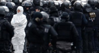 At least two die in police raid on group planning new Paris attack