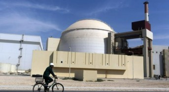 Russia starting construction on two nuclear power plants in Iran