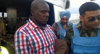 Rwandan genocide suspect accused of thousands of deaths arrested