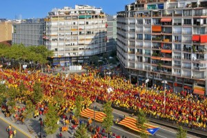 Spain's highest court voted unanimously on Wednesday to annul Catalonia's secession resolution. The court was expected to take months to rule on the matter, but a decision was made more quickly in anticipation of elections on Dec. 20. File photo by nito/Shutterstock