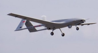 Turkey tests its first armed unmanned aerial vehicle