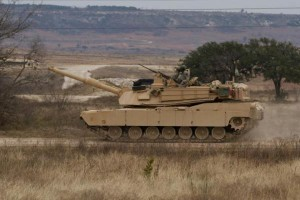 The M1A2 SEP V3 Abrams tank is a modernized version of the M1A SEP V2, featuring upgraded survivability capabilities such as improved counter-IED technology and electronic warfare. Photo by U.S. Army's 1st Brigade Combat Team, 1st Cavalry Division.