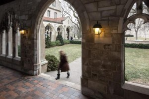 The University of Chicago closed its Hyde Park campus Monday after the FBI received warning of a credible threat. Photo courtesy the University of Chicago