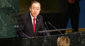 Ban Ki-moon condemns Saudi executions, calls for calm