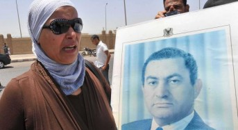 Egyptian court declines ousted leader Mubarak's appeal to throw out punishment