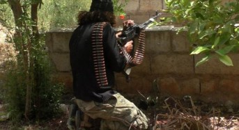 Government forces recapture key Syrian rebel town