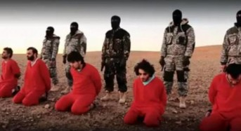 Isis executes 'British spies' and threatens to invade UK