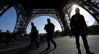 Islamic State video purports to show Paris attackers training, executing