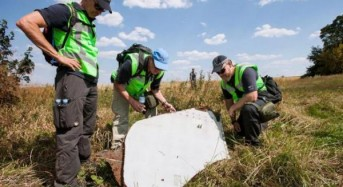 MH17: Russia accuses Dutch of wrongly reporting missile launch area