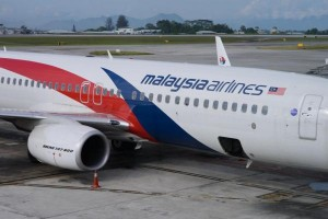 Malaysia Airlines temporarily banned checked luggage on flights from Kuala Lumpur to Europe, siting excessive head winds. Photo by Sorbis/Shutterstock.