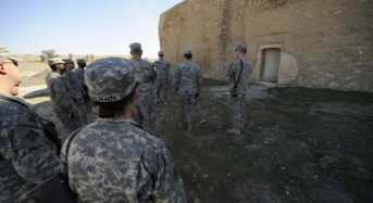 Pentagon: Islamic State destruction of Christian monastery an act of 'savagery'