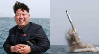 Report: North Korea using old Soviet submarines for missile launch