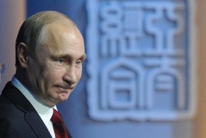Russian President Vladimir Putin signed an updated national security strategy that designates NATO as a threat to Russia. File Photo by Luo Xiaoguang/UPI/Pool | License Photo
