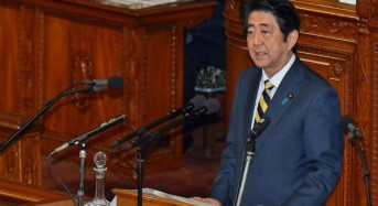 Shinzo Abe: Japan won't fight Islamic State