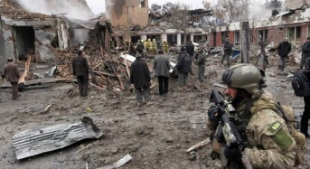 Suicide bomber kills 13 at meeting of tribal elders in Afghanistan