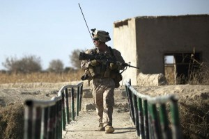 An unknown number of American soldiers were wounded or killed during a counter-terrorism operation in Afghanistan's Helmand province, U.S. officials said. Pictured: A U.S. Marine patrols an area in the Helmand Province Afghanistan in 2011. File photo by U. S. Marine Corps/Cpl. Reece Lodder/UPI | License Photo