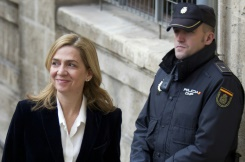 Princess Cristina will be the first direct member of the royal family facing criminal charges since the monarchy was reinstated following the death of dictator General Francisco Franco in 1975