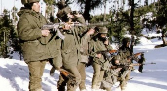 10 soldiers buried in Kashmir, India, avalanche