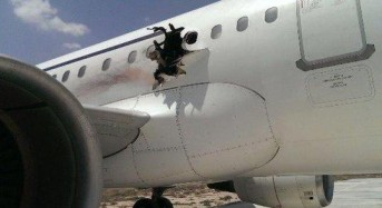 Al-Shabab claims responsibility for failed Somali plane bombing