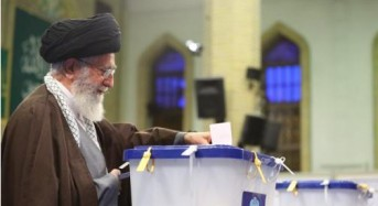 Iran holds first elections since historic nuclear deal
