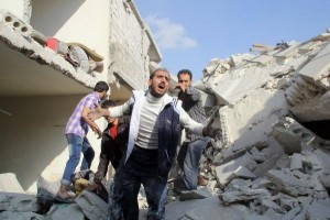Islamic-State-bombing-in-Damascus-kills-45-Kerry-urges-peace