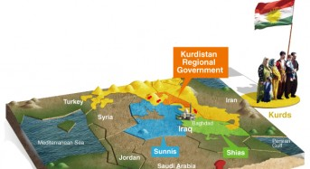Kurdistan has all the requirements for becoming an independent state