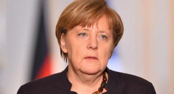 Merkel says refugees will return home after war is over