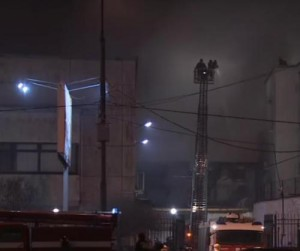 Moscow factory fire kills 12 immigrants; arson suspected