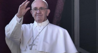 Pope Francis calls for worldwide death penalty ban