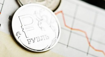 Russians defend ruble at tongue-in-cheek rally