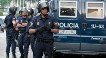 Spanish police arrest suspected members of Islamic State cell