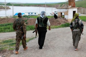 Syria-Kurds-occupy-two-villages-in-Aleppo-province-at-request-of-Arab-residents