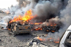 Syria-Suicide-bombers-kill-dozens-in-Homs-and-Damascus