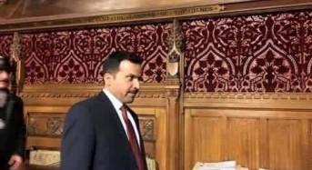 Speaker of Kurdistan's Parliament Given a Difficult Welcome to the UK