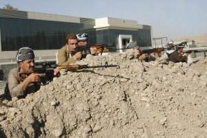 Iraqi forces start operation to retake Mosul from Islamic State