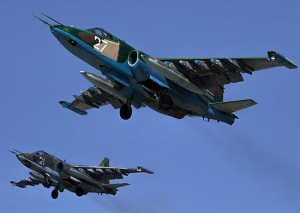 Russian-fighter-plane-crashes-pilot-killed