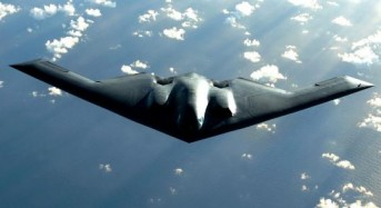 U.S. sends three nuclear bombers to Asia-Pacific