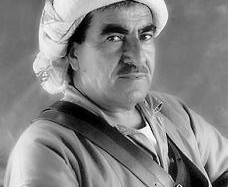 Mustafa Barzani spiritual father of the Kurdish nation