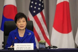 South Korea President Park: North Korea must change attitude for joint factory to reopen