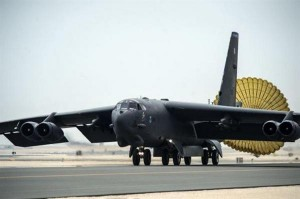 US-B-52-bombs-Islamic-State-weapons-depot-in-first-Iraq-mission-since-Gulf-War