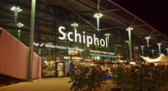 Amsterdam's Schiphol airport evacuated amid bomb scare, 2 persons arrested