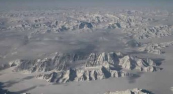 Heat wave triggers Greenland's ice melting season two months early
