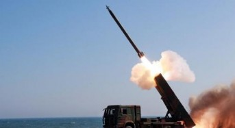 North Korea missile launch ended in failure, Seoul says